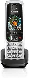 Gigaset C530A Tel/éfono Tel/éfono DECT, Altavoz, 200 entradas, Negro
