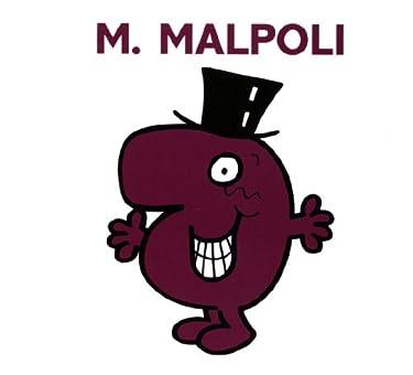 Monsieur Malpoli (Collection Monsieur Madame) (French Edition)