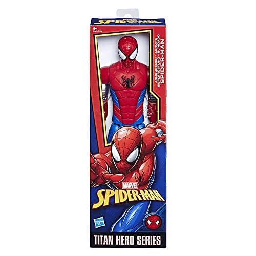 Marvel Spiderman–Titan Hero Series (Hasbro e2324eu4)