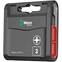 20-Pack Wera 05057750001 Bit-Box 20 PH 2