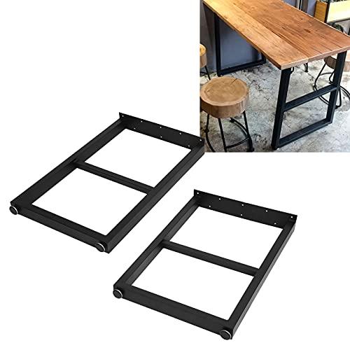 Patas de soporte para muebles, 2 piezas de patas de mesa de alta dureza para mesas de centro para gabinetes de TV para consolas para mesas de té