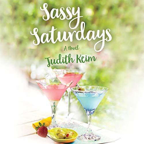 Sassy Saturdays audiobook cover art