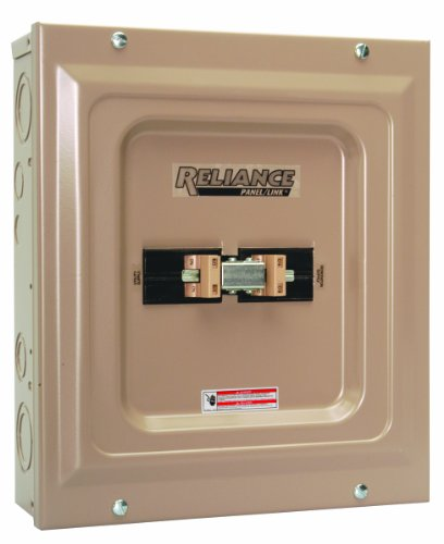 Reliance Controls TCA0606D Panel/Link Transfer Panel (60A/60A)