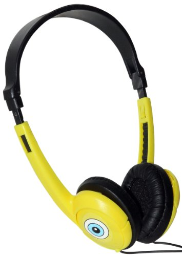 iHip SBFFH1 Nickelodeon - Spongebob Folding Headphones -...