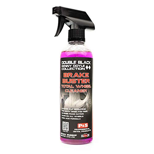 P&S Detailing Products RT40 - Brake Buster Non-Acid Wheel Cleaner (1 Pint)