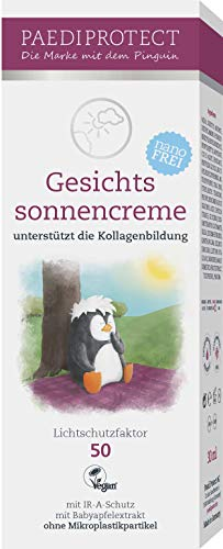 PAEDIPROTECT Gesichtssonnencreme LSF50 30 ml