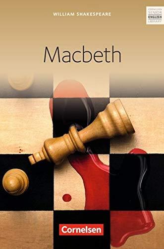 Cornelsen Senior English Library - Literatur: Ab 11. Schuljahr - Macbeth: Textband mit Annotationen