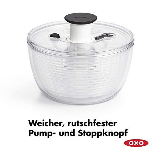 OXO Good Grips Salat- und Kräuterschleuder - 2