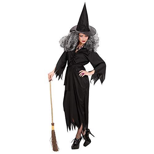 Widmann 02653 - Disfraz de bruja para mujer (adulto) (talla L)