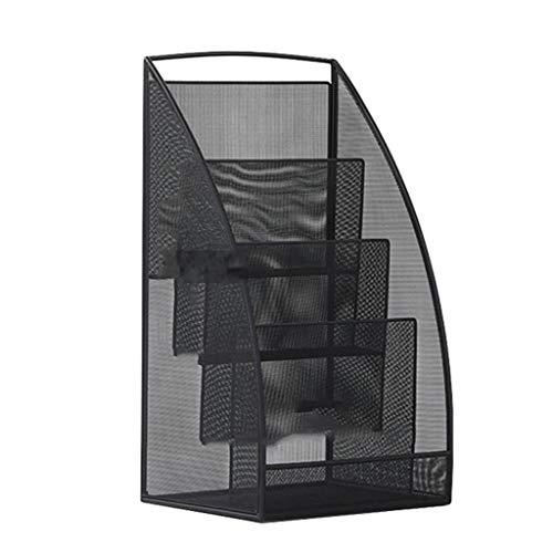 WANGPIPIEstantería de almacenamiento para sala de estar, estantería de suelo simple de hierro forjado para mesita de noche, estantes para dormitorio, marcos de metal de cuatro