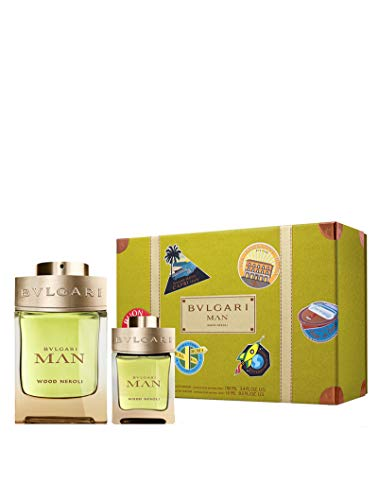 Bvlgari Man WOOD NEROLI SET 100ml Eau de Parfum + 15ml Eau de Parfum