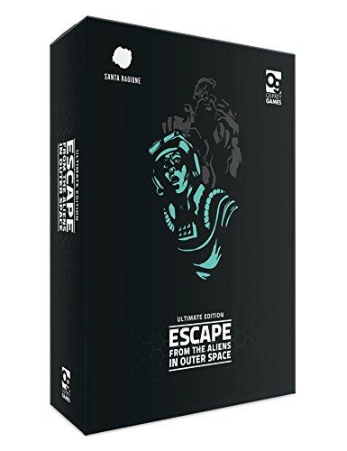 Escape from the Aliens in Outer Space: Ultimate Edition (Osprey Games)