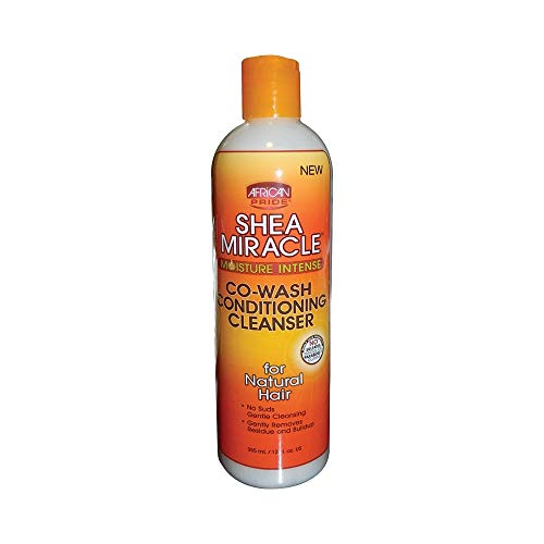 African Pride Shea Butter Miracle Co-Wash Cleansing Conditioner 355 ml