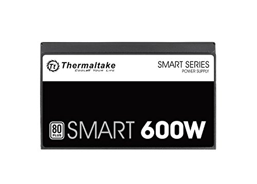 ThermaltakeSmart600W-STANDARD-PC電源ユニットPS636PS-SPD-0600NPCWJP-W