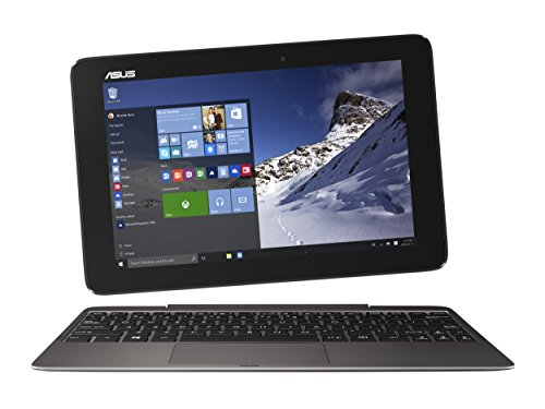 ASUS Transformer Book T100HA-C4-GR 10.1-Inch 2 in 1 Touchscreen Laptop...