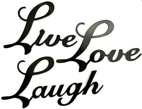 Live laugh love decor _image1