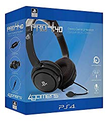 40mm Speaker Drivers Inline Volume Control for simultaneous Chat and Game sound adjustment Mic Mute Flexible Mic Boom Tilt & Twist Ear Cups Adjustable Headband Padded Headband & Ear Cushions 3.5mm Jack connection 1.2 Metre Cable