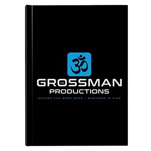 Les Grossman Productions Tropic Thunder Hardback Journal
