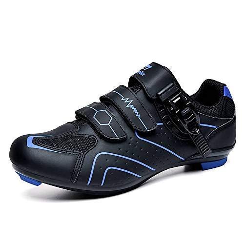 Cycling Shoes Men - Road Bike Shoes Men - Bike Shoes - Delta Look Black