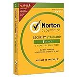 Symantec Norton Security Standard 3.0 - Seguridad y antivirus (1, Full license, Soporte físico)