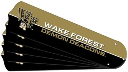 Ceiling Fan Designers New NCAA Forest Ranking TOP17 Deacons Wake Max 63% OFF Demon