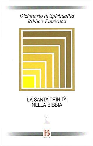 Dizionario di spiritualità biblico-patristica: 71