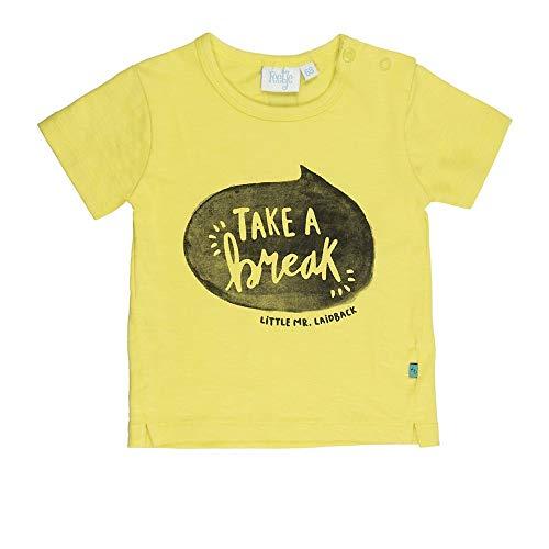 Feetje T-Shirt Take a Break Top bébé vêtements bébé, Jaune
