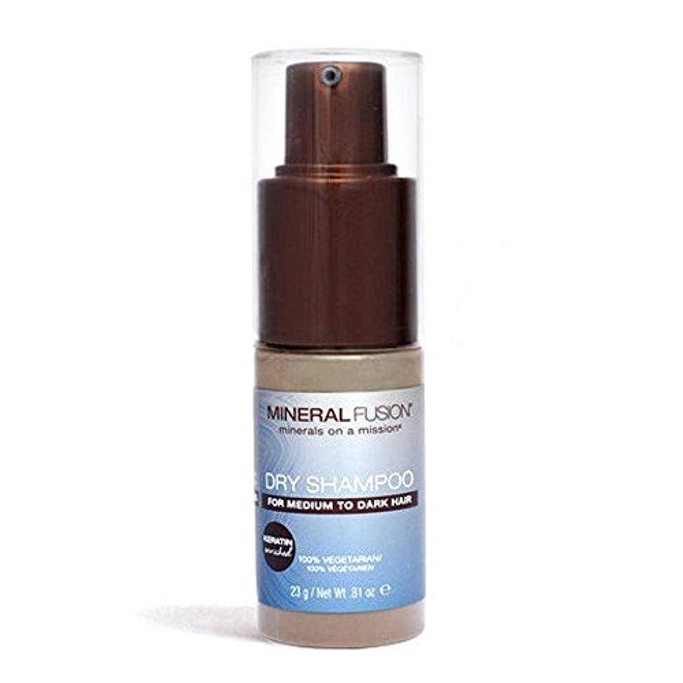 Mineral Fusion Dry Shampoo, Medium to Dark, 23 g(0.8 fluid ounce)