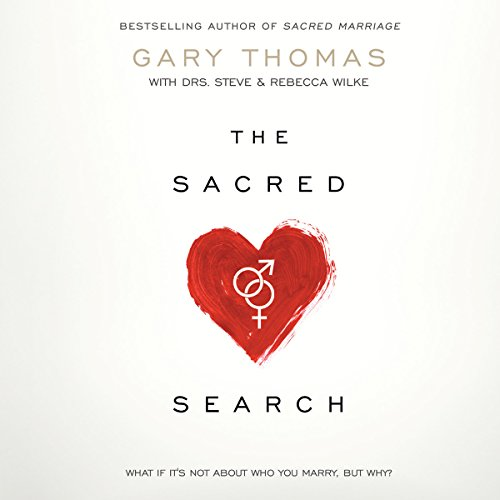 The Sacred Search cover art