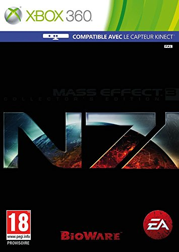 Mass effect 3 - édition collector