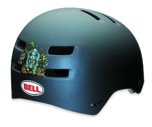 BELL Fahrradhelm Faction, Ryan Nyquist Matte Grey, Größe: L