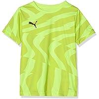 PUMA Cup Jersey Core, Unisex niños, Fizzy Yellow-Asphalt, 140
