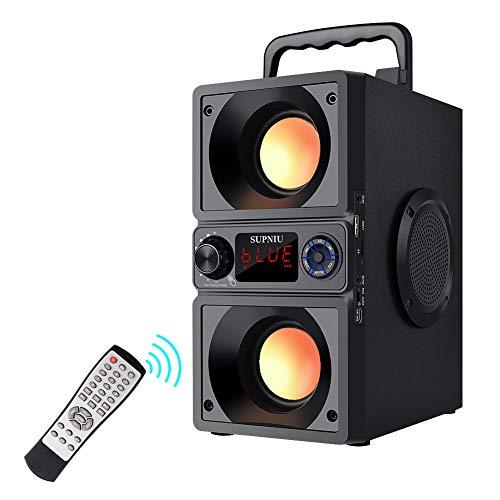 Bluetooth Speaker, Portable Bluetoo…