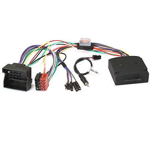 Watermark CB-1036 Lenkradfernbedienung Can-Bus Adapter für BMW, Mini mit Pioneer, Sony Radio