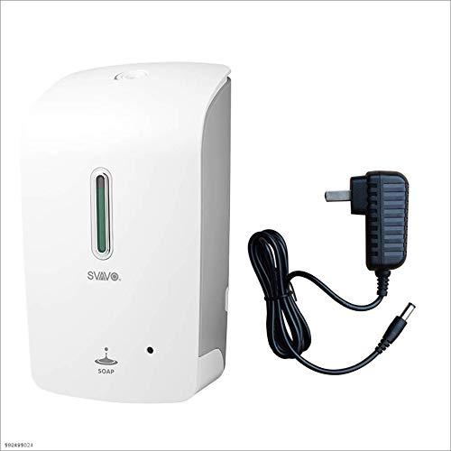 Distributeur de savon mural manuel distributeur de savon liquide distributeur de savon mural capteur de savon automatique (Color : 2)