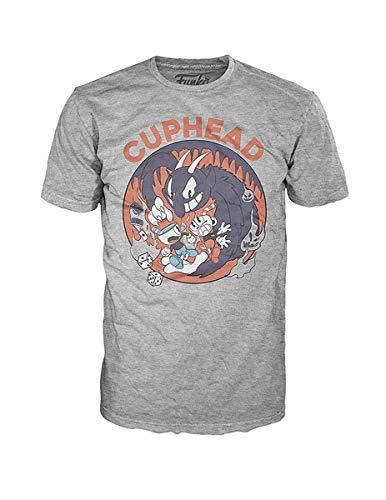 Pop! Tees: Cuphead