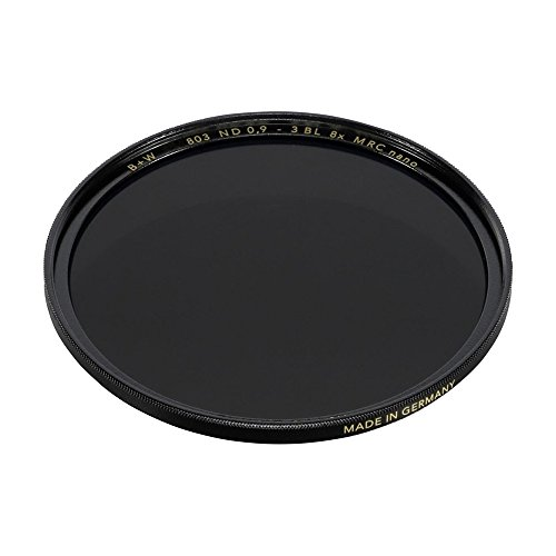 B+W XS-Pro - Filtro (Densidad Neutra ND 0.9 803, Nano, 30,5 mm)
