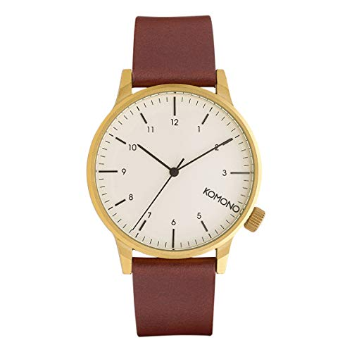 Komono Winston Regal Watch - Chestnut