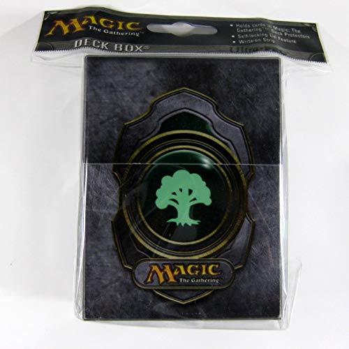 Ultra Pro 82450 Magic The Gathering Mana Deckbox Vert
