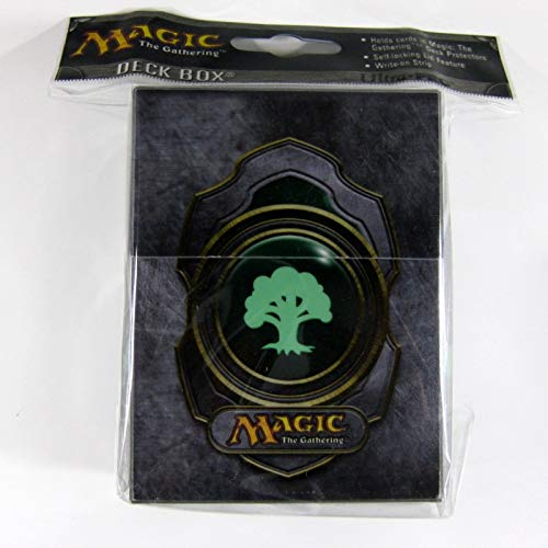Ultra Pro - 82450 - Magic The Gathering Mana Deckbox Vert (Import Allemagne)
