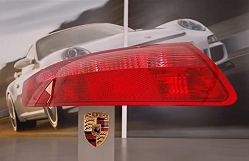 Producto nuevo. Porsche 911 997.1 LEFT - Luz trasera para bicicleta, color rojo
