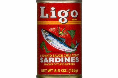 Ligo Sardine in salsa di pomodoro con peperoncino, 155 g