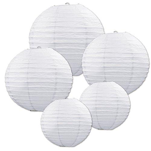 lámpara techo papel fabricante Beistle