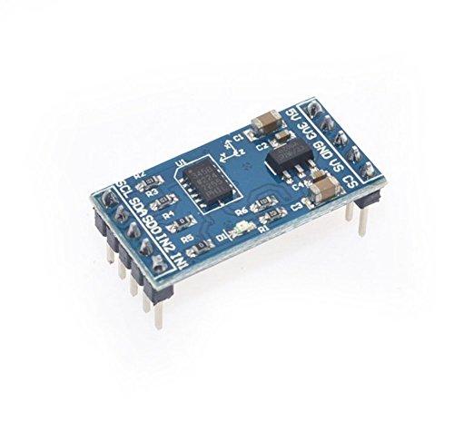 DaoRier ADXL345 IIC /SPI Beschleunigungssensor Tilt Module 3-Axis Digita Vibrationsmesser