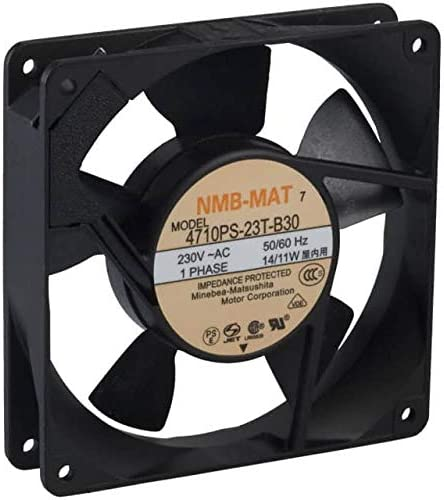 FAN Wholesale AXIAL Limited price 119X25.5MM 230VAC 5 Pack TERM of