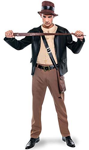 Disfraz de Arquelogo aventurero para hombre