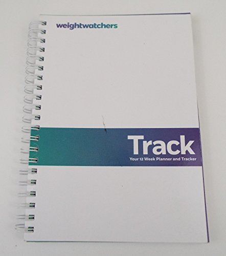 Weightwatchers Track, Your 12 Week Planner and Tracker, Spiral by Weight Watchers