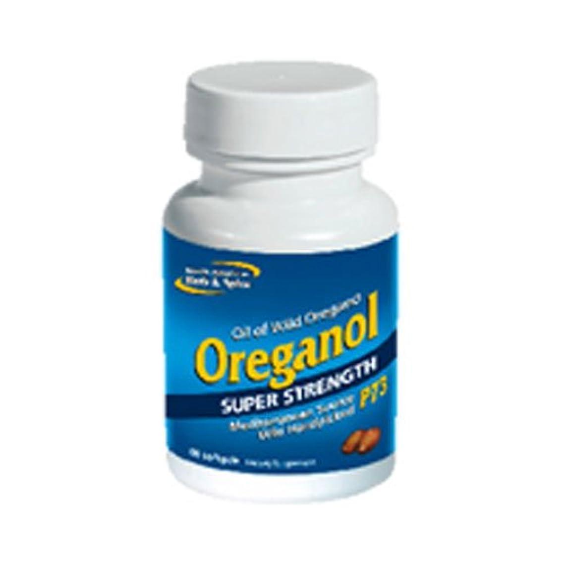 North American Herb & Spice Oreganol P73 Super Strgth 60 Sgel