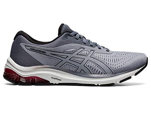 ASICS Men's Gel-Pulse 12 Running Shoes, 10M, Sheet Rock/Black