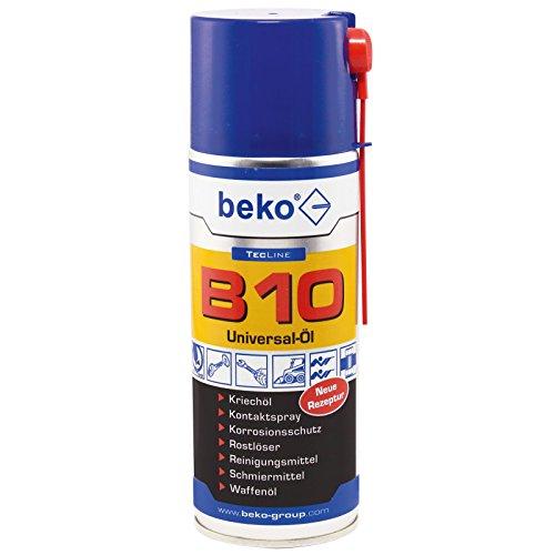 Beko TecLine B10UNIVERSALE DI OLIO 400ML, 1pezzi, 2985400